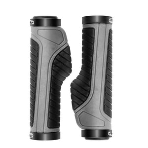 Bike Handlebar Grip 1 Pair Rubber Anti-Skid Ergonomic MTB Cycling Bicycle Grips Bicycles Parts Handlebar Cover-outdoor-betahavit-betahavit