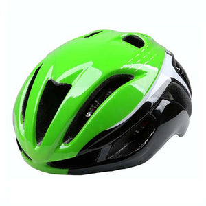 Bike Helmet Ultralight-Molded Safety Caps Mountain Bikes MTB Cycling Helmet Casco Ciclismo 10 Colors Bicycle Helmet-outdoor-betahavit-Green Black-China-betahavit