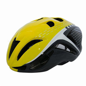Bike Helmet Ultralight-Molded Safety Caps Mountain Bikes MTB Cycling Helmet Casco Ciclismo 10 Colors Bicycle Helmet-outdoor-betahavit-Yellow Black-China-betahavit