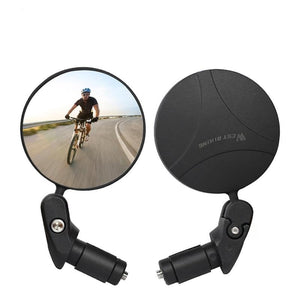 Bike Rearview Mirror 360 Rotation Adjustable Wide Angle Cycling Rear View MTB Road Bike Bicycle Handlebar Mirrors-outdoor-betahavit-betahavit