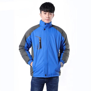 Cycling Jackets Windproof Men Women Riding Waterproof Cycle Clothing Long Sleeve Jerseys Winter Outdoor Sports Coat-outdoor-betahavit-betahavit