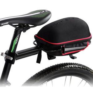 Cycling Saddle Bag Reflective Waterproof Mountain Bike Cycling Tail Extending Rain Cover Bicycle Bike Rear Bag-outdoor-betahavit-betahavit