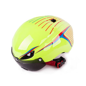 Integrally Ultra-Light Bicycle Helmet Aerodynamic EPS Lens Mountain Bikes Helmet MTB Bike Accessories Cycling Helmet-outdoor-betahavit-Green-betahavit