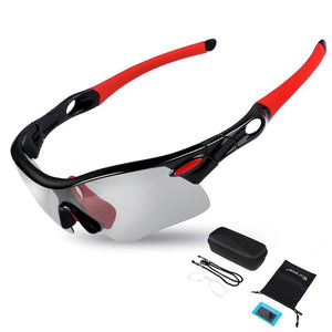 Polarized Cycling Bicycle Glasses MTB Mountain Bike Sunglasses Racing Eyewear UV400 Photochromic Sport Glasses-outdoor-betahavit-betahavit
