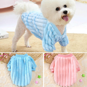Warm Dog Clothes for Small Dogs Winter Pet Clothing Coat Jacket Puppy Clothes Pet Dog Coat Yorkies Chihuahua French Bulldog-home-betahavit-betahavit