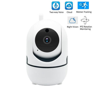 1080P Cloud Wireless IP Camera Intelligent Auto Tracking Of Human Home Security Surveillance CCTV Network Mini Wifi Cam-home-betahavit-720PCameraAdd16GBTF-US Plug-betahavit
