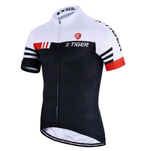 Summer Short Sleeve Pro Cycling Jersey Mountain Bicycle Clothing Maillot Ropa Ciclismo Racing Bike Clothes Jerseys-outdoor-betahavit-Red-XXXL-betahavit