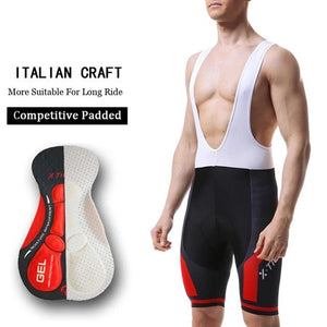 8 Colors Cycling Bib Shorts Summer Coolmax 5D Gel Pad Bike Tights MTB Ropa Ciclismo Moisture Wicking Bicycle Pants-outdoor-betahavit-Colors 02 Bib-XS-betahavit