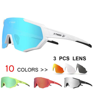 Polarized Cycling Glasses UV400 Cycling Sport SunGlasses Mountain Bike Goggles Racing Road MTB Bicycle Eyewear For Man-outdoor-betahavit-betahavit