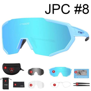 Women Polarized Cycling SunGlasses MTB Bicycle Cycling Eyewear Ciclismo Cycling Glasses Mountain Racing Bike Goggles-outdoor-betahavit-X-YJ-JPC08-3-betahavit