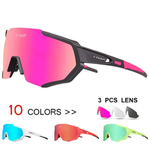 Women Polarized Cycling SunGlasses MTB Bicycle Cycling Eyewear Ciclismo Cycling Glasses Mountain Racing Bike Goggles-outdoor-betahavit-betahavit