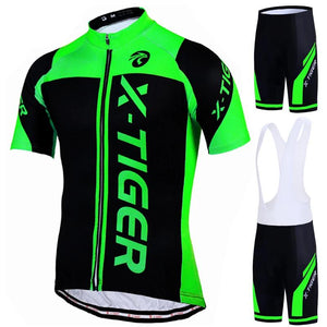 100% Polyester Pro Cycling Jersey Set MTB Bicycle Clothes Sportswear Bike Clothing Maillot Ropa Ciclismo Cycling Set-outdoor-betahavit-betahavit