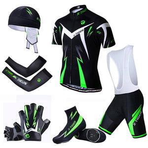 Big Cycling Set MTB Bike Clothing Racing Bicycle Clothes Uniform Summer Cycling Jersey Sets Quick-dry Bicycle Kits-outdoor-betahavit-betahavit