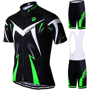 Pro Cycling Jerseys Set Summer Cycling Wear Mountain Bike Clothes Bicycle Clothing MTB Bike Clothing Cycling Suit-outdoor-betahavit-betahavit
