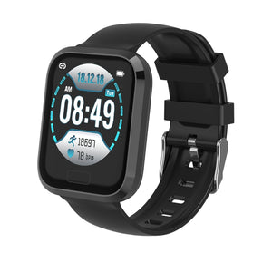 IP67 Waterproof Smartwatch Bluetooth Smart Bracelet Heart Rate Fitness Monitor Blood Pressure Wristband For Andriod IOS-outdoor-betahavit-betahavit