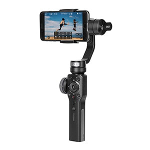 Smooth 4 3-Axis Handheld Phone Gimbal Stabilizer for Smartphones iPhone XS 11 HUAWEI Xiaomi Samsung Galaxy-electronic-betahavit-China-Smooth4-black-betahavit