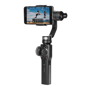 Smooth 4 Phone Gimbal 3-Axis Handheld Stabilizers for Smartphone iPhone/Samsung/Xiaomi/Gopro Hero action camera-electronic-betahavit-China-Smooth4-black-betahavit