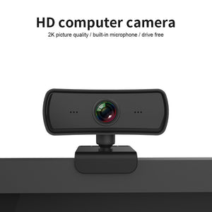 2K 2040*1080P Webcam HD Computer PC Web Camera with Microphone Rotatable Cameras for Live Broadcast Video Calling Conference Work-home-betahavit-Webcam-betahavit