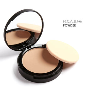 Face Setting Powder Black Eyeliner Brown Eyebrow Pencil with 2Pcs Highlighter Stcker-beauty-betahavit-Makeup Set-CHINA-betahavit