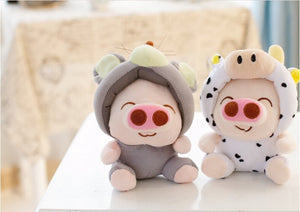 18cm 12pcs/lot Twelve Zodiac Plush McDull Super Quality kawaii Soft Toy Baby Toy Baby Toy Gift Wedding Gift Kids Toys-toys-betahavit-betahavit