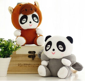 18cm 12pcs/lot Twelve Zodiac Panda Super Quality kawaii Soft Toy Baby Toy Collectible Gift Wedding Gift Kids Toys-toys-betahavit-betahavit