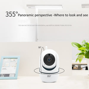 1080P Cloud Wireless IP Camera Intelligent Auto Tracking Of Human Home Security Surveillance CCTV Network Mini Wifi Cam-home-betahavit-betahavit
