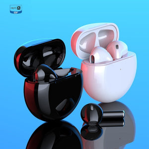 Airbuds 4 Wireless bluetooth earphones Touch Control Stereo Cordless Headset With Charging Box Fast delivery TWS earbuds-electronic-betahavit-betahavit