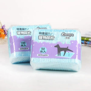 Pet Dog Cat Diaper Thickens Strong Water Absorption Deodorant Absorbent Paper Diaper-home-betahavit-betahavit