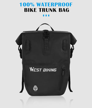 25L - 60L Bike Trunk Bags For Bicycle MTB Road Bike Rear Rack Seat Panniers Pack Luggage TPU Waterproof Cycling Bag-outdoor-betahavit-Waterproof Bag-China-betahavit
