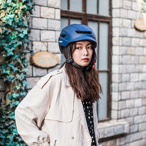 Bicycle Helmet Leisure Commute Electric Bicycle Motorcycle Scooter Helmet MTB Road Bike Helmet Safety Cycling Helmet BMX-outdoor-betahavit-betahavit