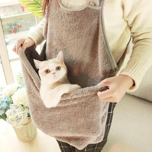 Cat Bag Sleeping Backpack Breathable Out-of-port Portable Shoulder Cats Bags Pet Supplies-home-betahavit-Gray-betahavit