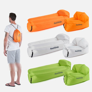 Outdoor Portable Waterproof Inflatable Air Sofa Camping Beach Sofa Foldable Lounger NH18S030-S-outdoor-betahavit-betahavit