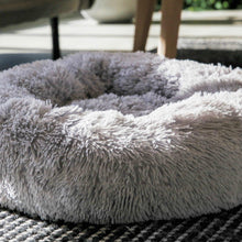 Load image into Gallery viewer, Dog Calming Bed™ Dog Calming Bed Frost Gray M 60cm / 24""