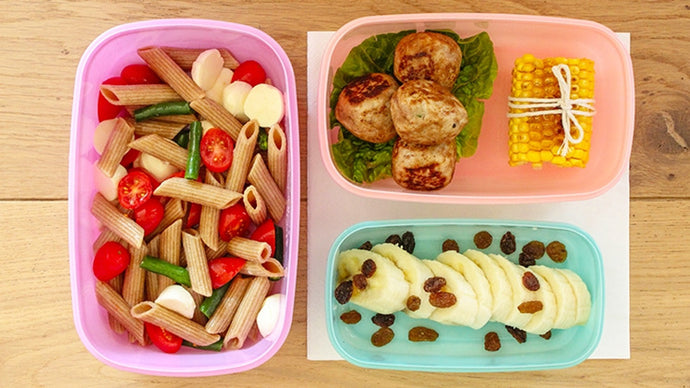 School Lunchbox Inspiration
