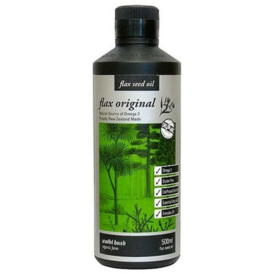 Waihi Bush Flax Original Oil