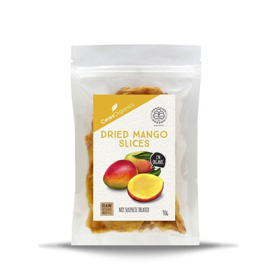 Ceres Raw Mango Slices 90g