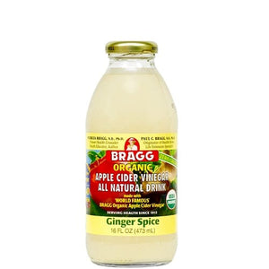 Bragg Apple Cider Vinegar Drink- Ginger Spice 473ml