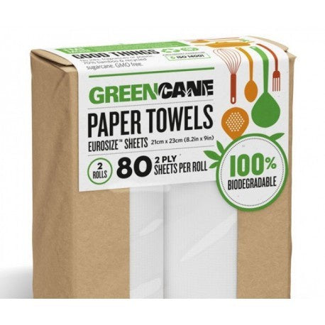 Green Cane Paper Towels