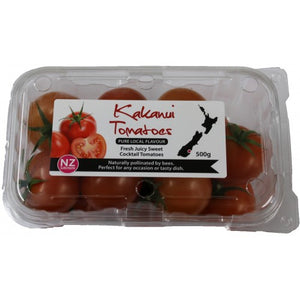 Kakanui Cocktail Tomatoes in Container- Spray Free