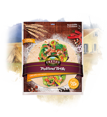 Freyas Traditional Tortilla