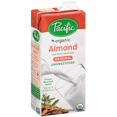 Pacific Almond Milk Unsweetened 1L