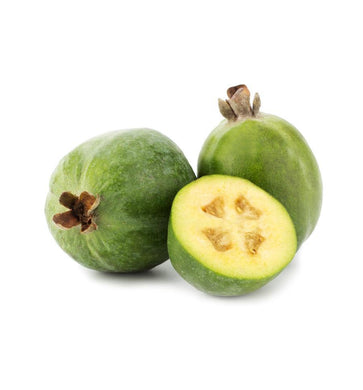 Feijoas- Organically Grown