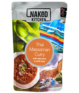 Naked Kitchen Meals- Thai Massaman Curry 500g
