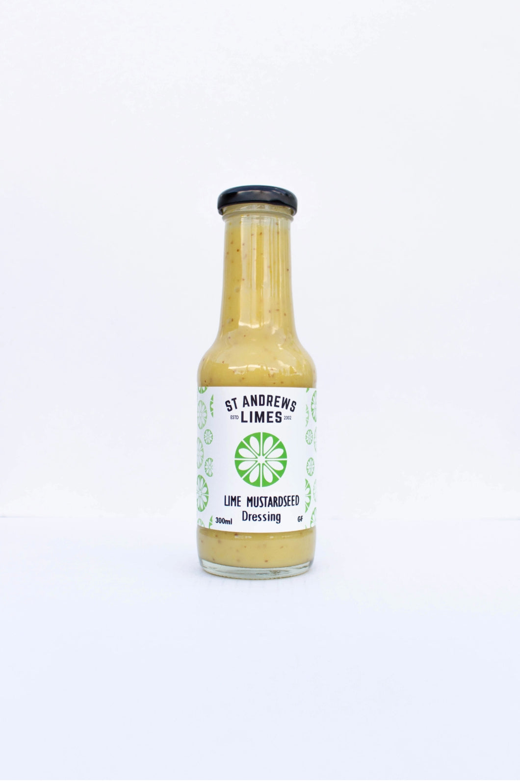 St Andrews Limes Lime & Mustard Seed Dressing 300ml