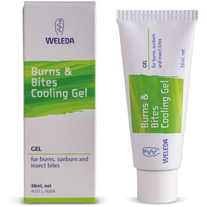 Weleda Burns & Bites Cooling Gel 36ml