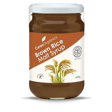 Ceres Brown Rice Malt Syrup 400g