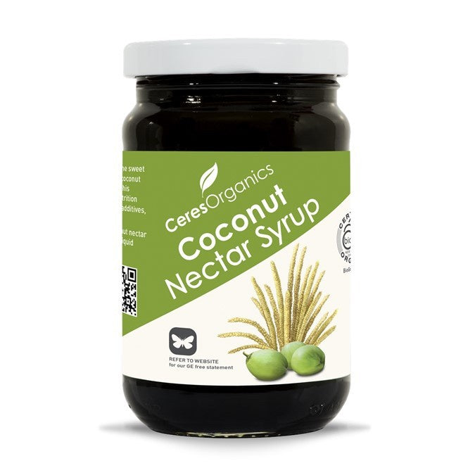 Ceres Coconut Nectar Syrup 400g