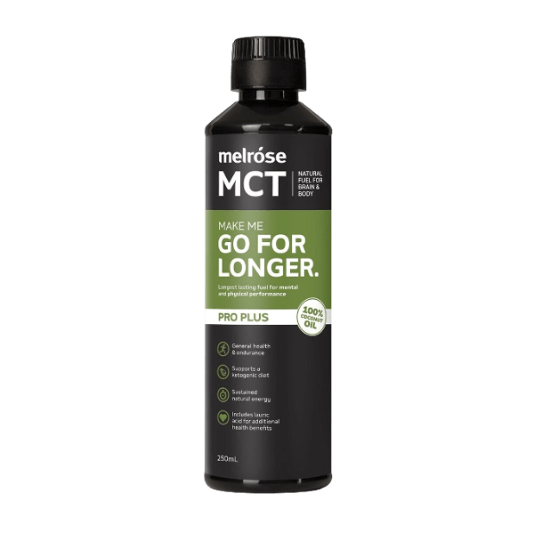 Melrose MCT  Go For Longer Oil 250ml