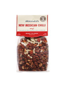 Alexandra's Ready to Cook Meal- New Mexican Chilli