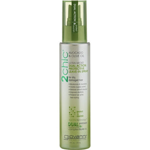 Giovanni Ultra Moist Protective Leave In Hair Spray 118ml